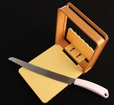 パン切りナイフ&ガイドセット