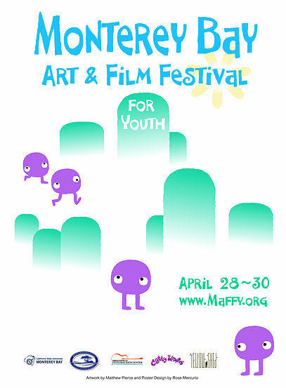 Monterey Bay Art & Film Festival for Youth