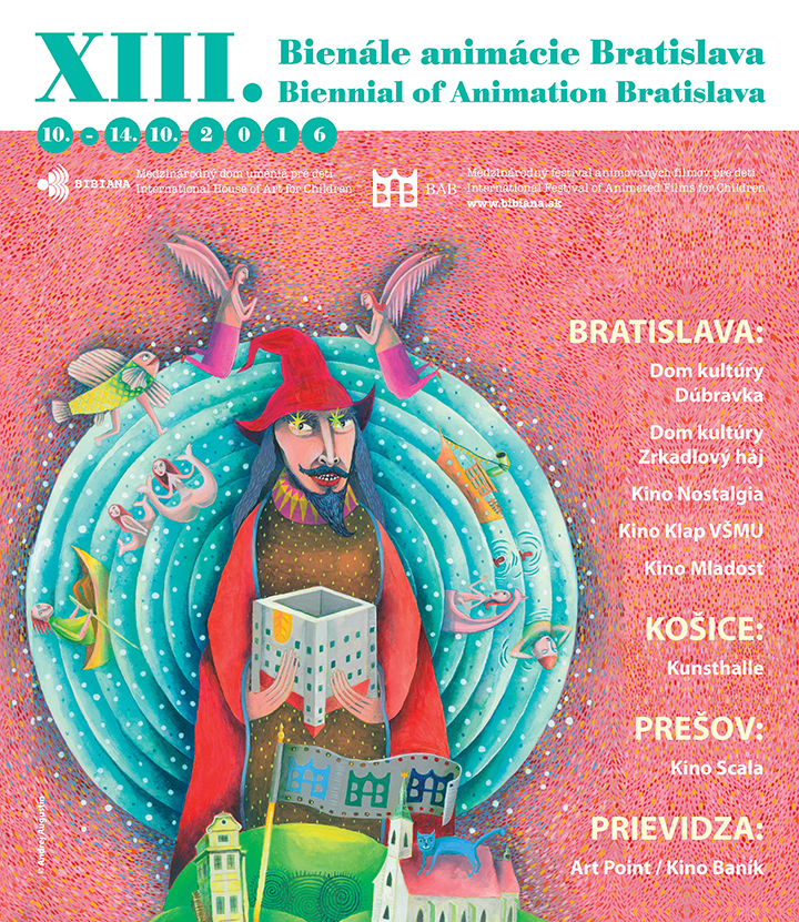 The Festival Biennial of Animation Bratislava