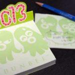 タコちゃん's が今年のメモ帳になりました!