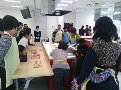 JA横浜クッキングサロンハマっ子でお絵かきお弁当教室