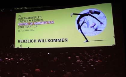 シュトットガルト国際アニメーション映画祭にやってきました