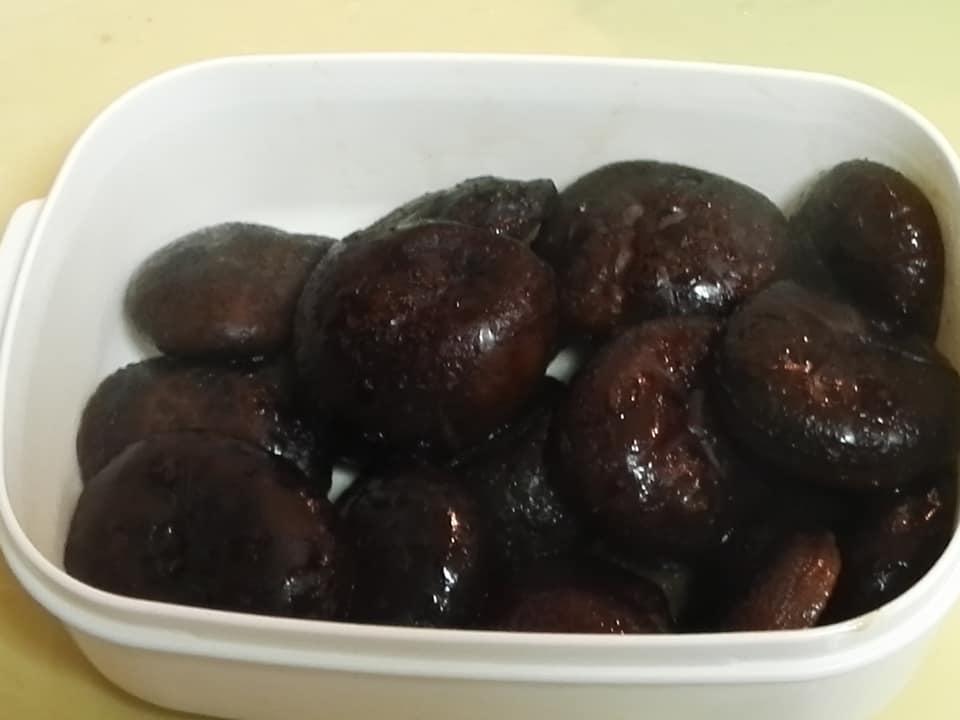 椎茸の含め煮