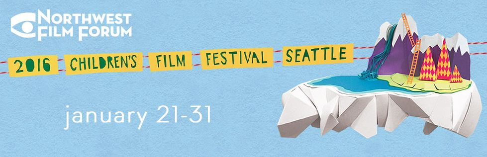 Children's Film Festival Seattle