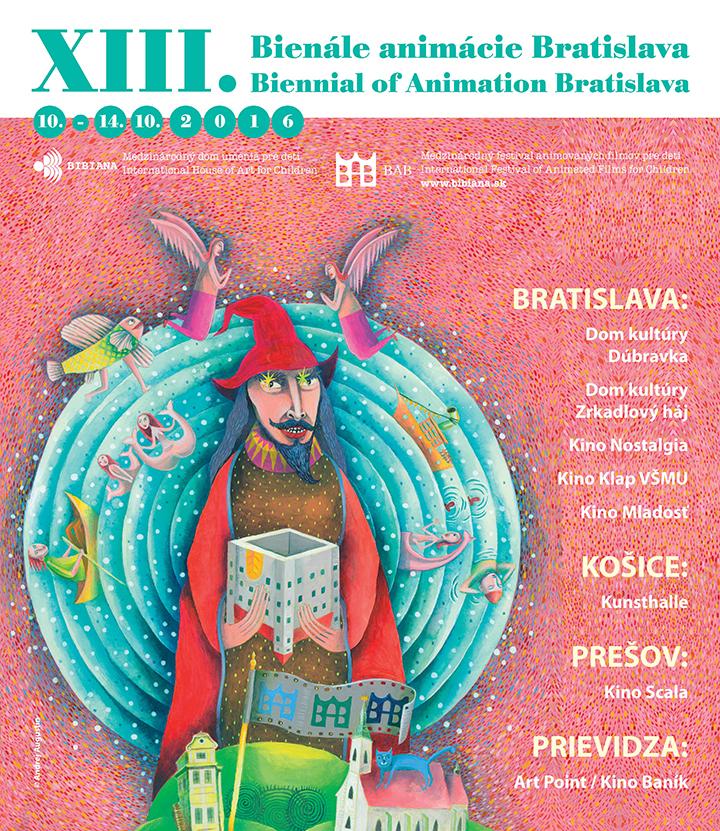 The Festival Biennial of Animation Bratislava