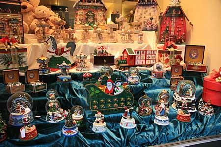 ミラノのお店 ウリスマス