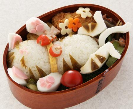 日本テレビ「ズームイン!!SUPER」で作ったお弁当