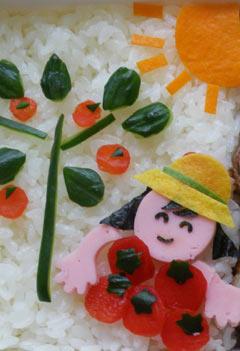 shimidoさんのお弁当