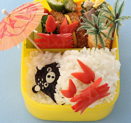 のり弁くまさん08-09-くまさんハワイに行く