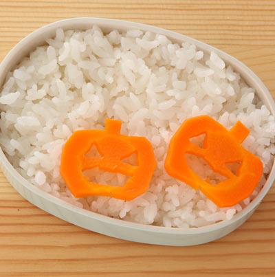 ハロウィンHalloWeen---ジャックオーランタン にんじんかぼちゃ