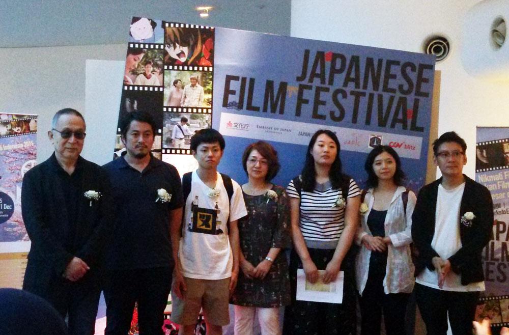 新作満喫! 日本映画とアニメーション2015