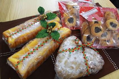 クリスマスのお菓子♪