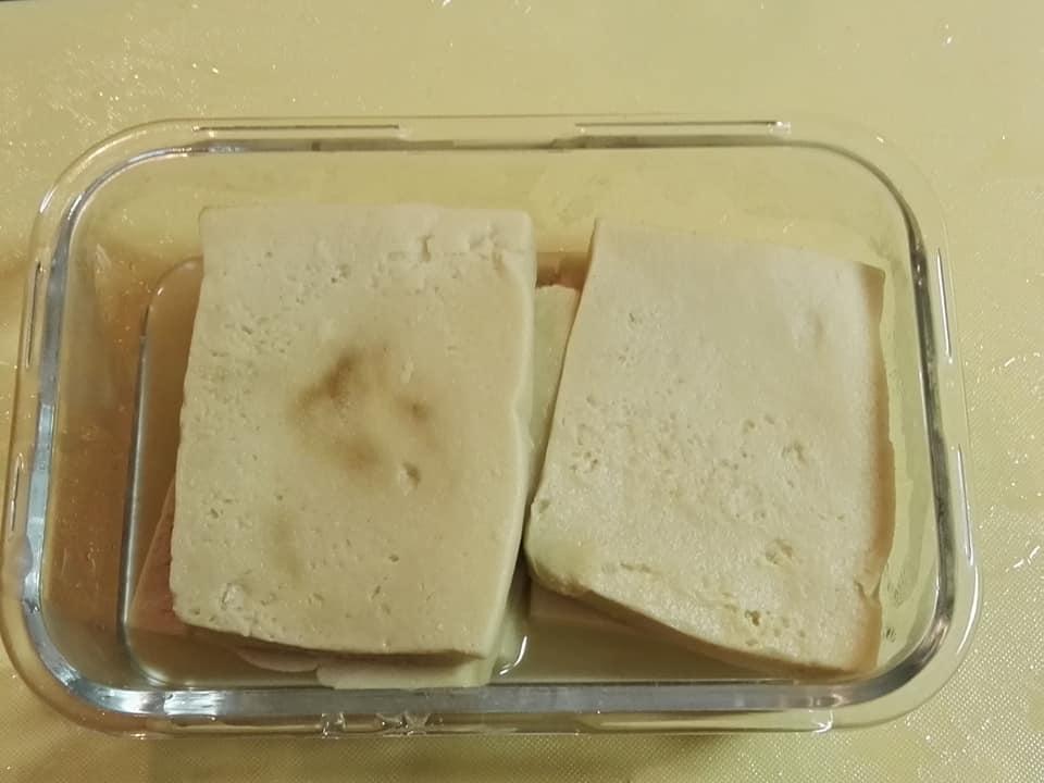 おせち – 高野豆腐