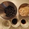 黒豆の材料